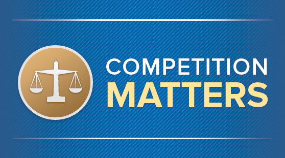Competition Matters Blog