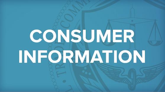 Consumer Information Blog
