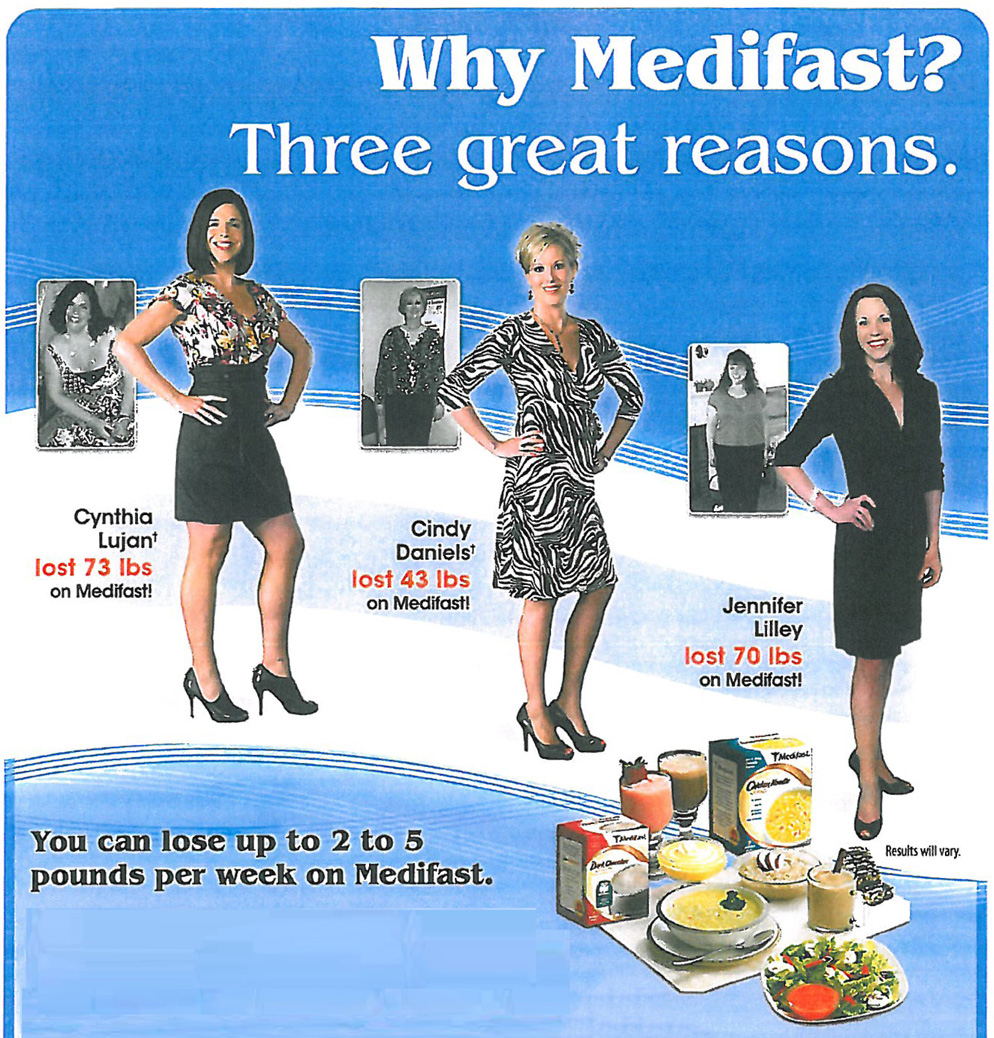 Subsidiary of Diet Plan Marketer Medifast Inc  to Pay $3 7
