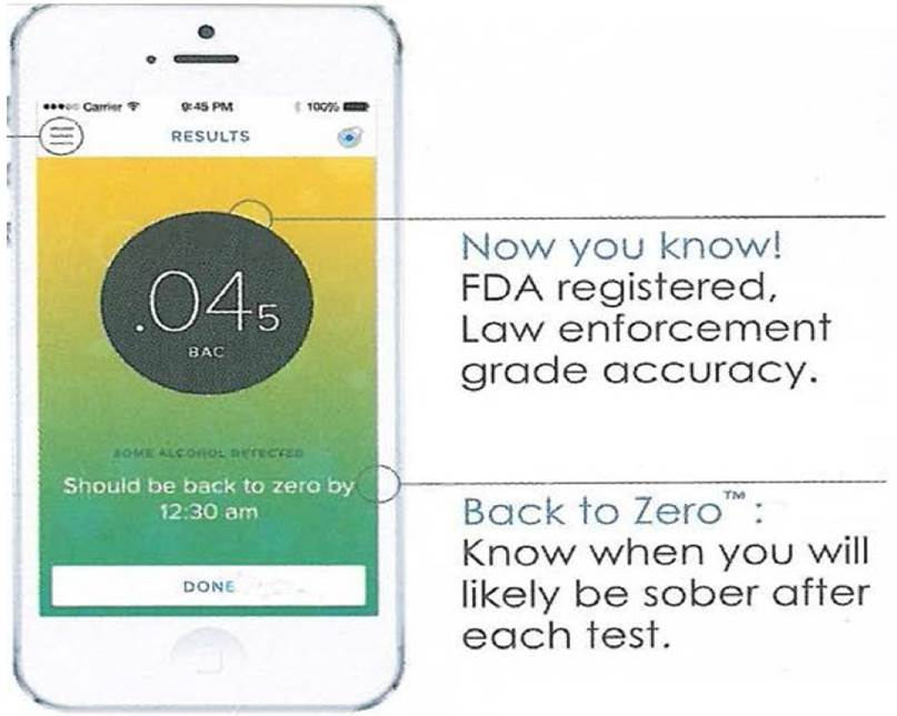 Ftc Challenges Claims For Smartphone Breathalyzer Pitched On Shark