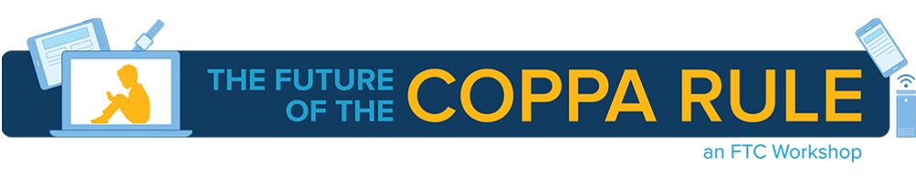 FTC Future of COPPA workshop logo