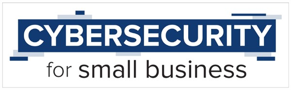 FTC Cybersecurity for Small Business logo