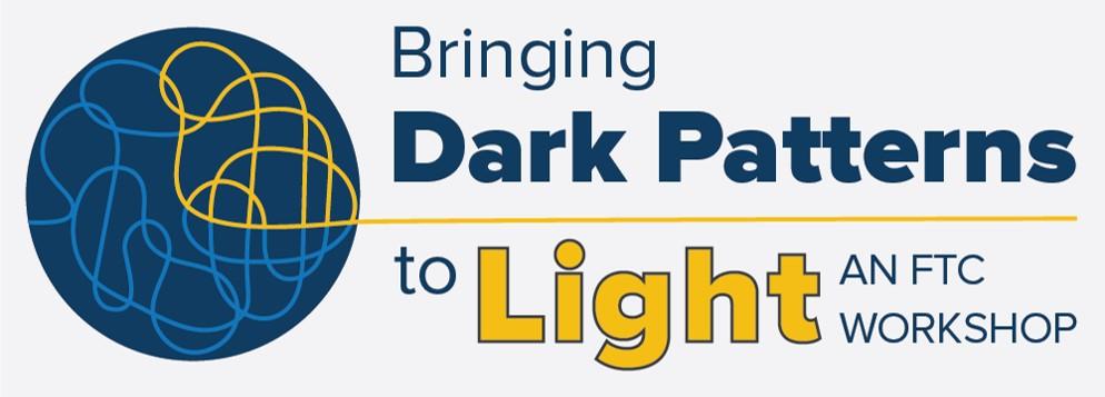 Dark Patterns event logo
