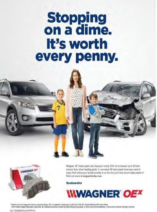 Federal-Mogul print ad