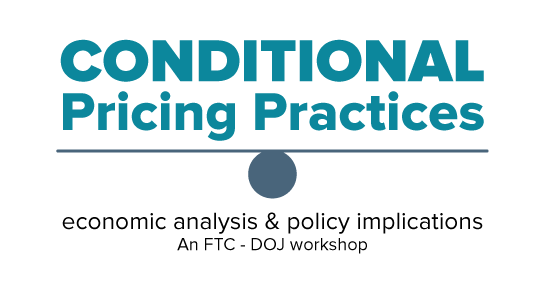 Conditional Pricing Practices: Economic Analysis and Legal Policy Implications