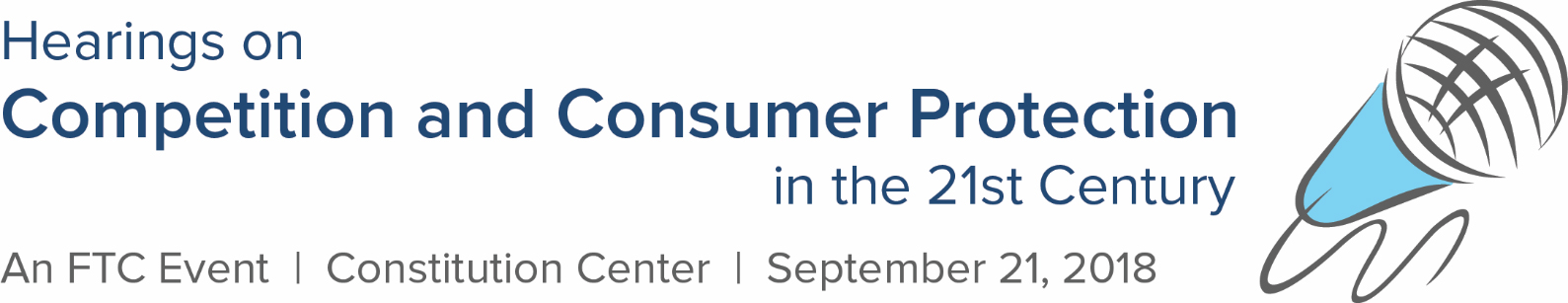 FTC Hearing #2: Competition and Consumer Protection in the 21st Century