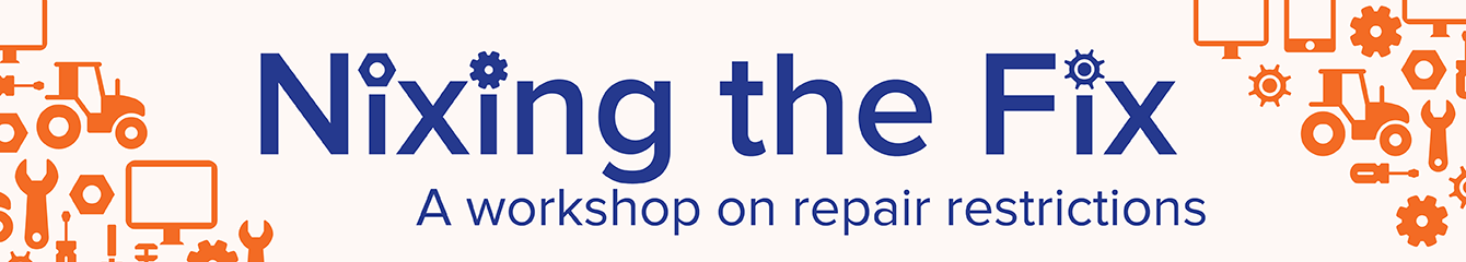 Nixing the Fix: A Workshop on Repair Restrictions