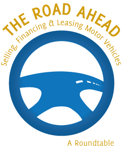 The Road Ahead logo (Selling, Financing & Leasing Motor Vehicles)