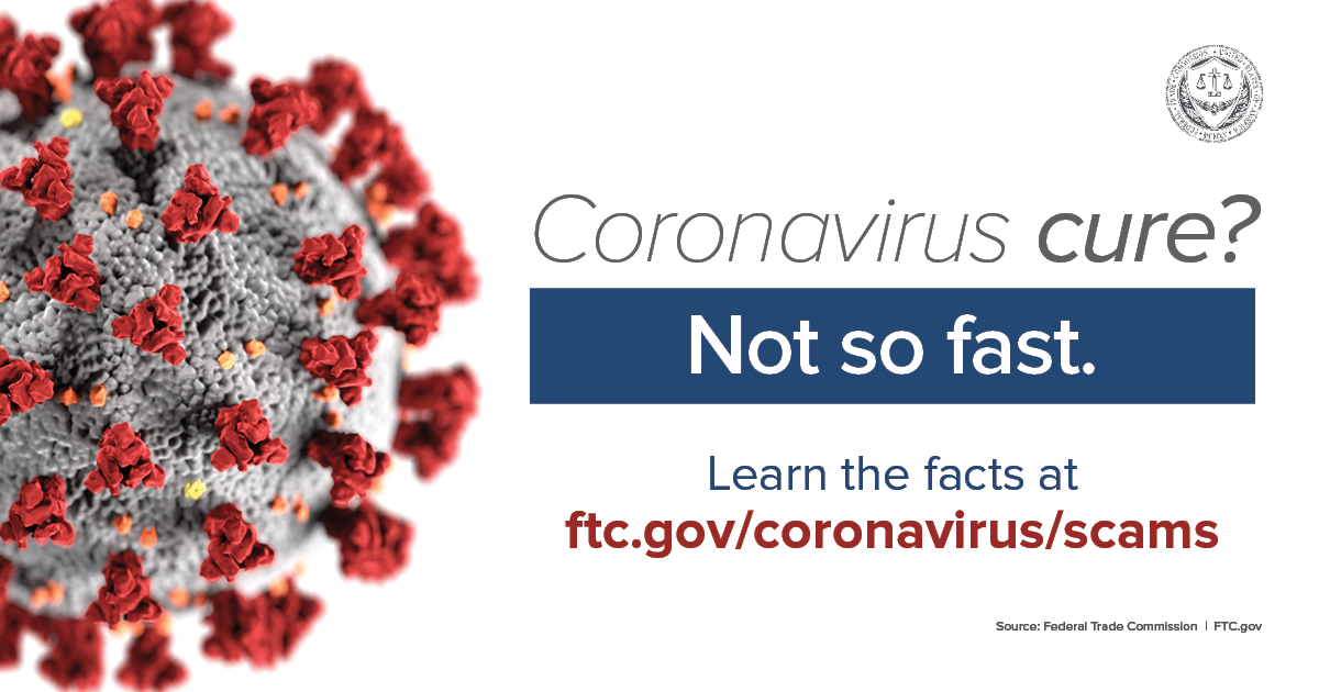 Coronavirus cure? No so fast.