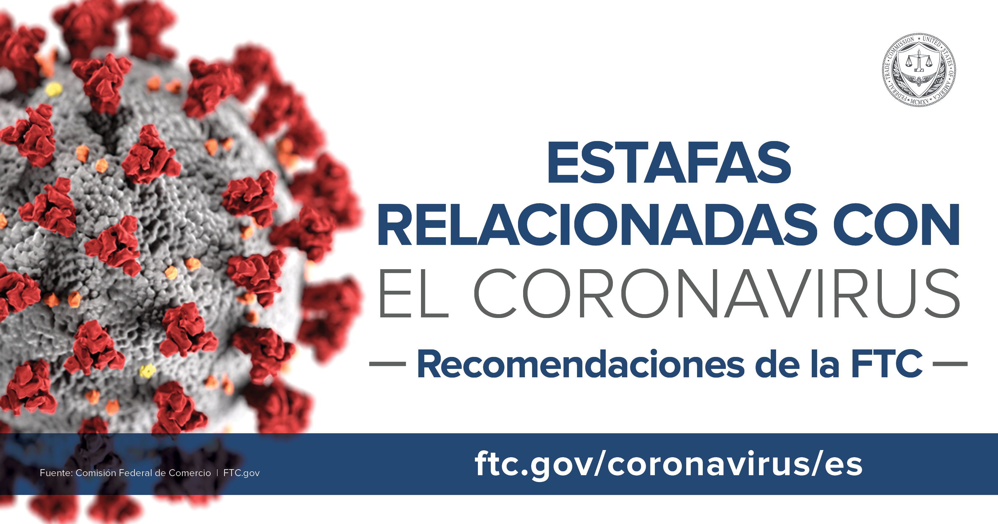 Coronavirus Scams: Tips from the FTC