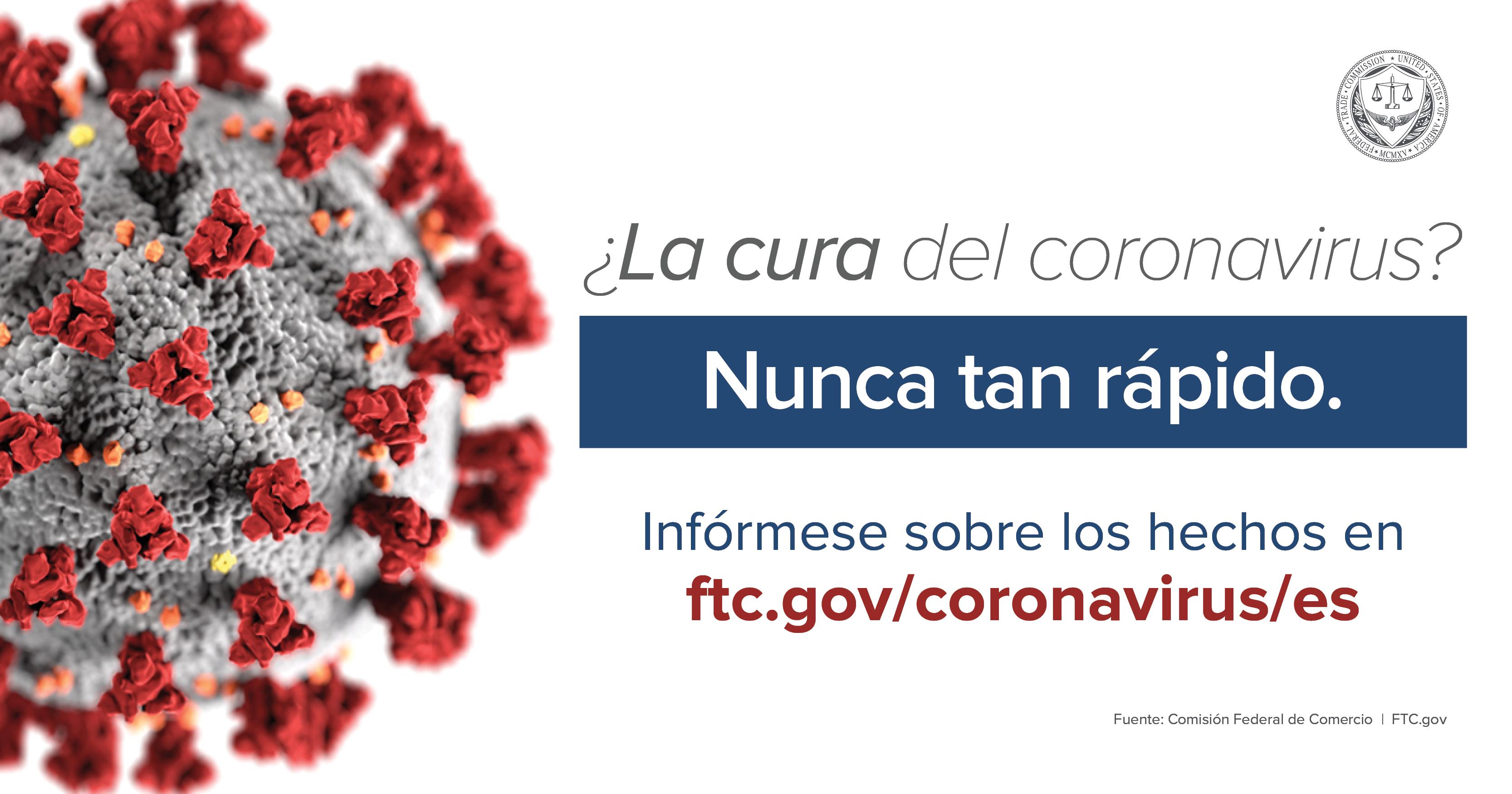 Coronavirus cure? No so fast.