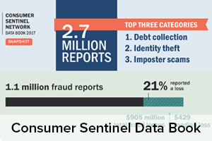 Consumer Sentinel Network Data Book