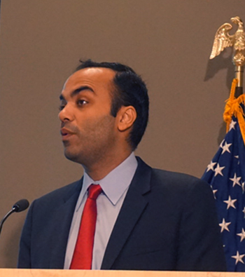 ommissioner Rohit Chopra opens the third FTC hearing