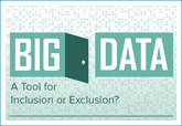 Big Data report cover