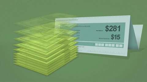 Tarjetas de crédito y el pago mínimo