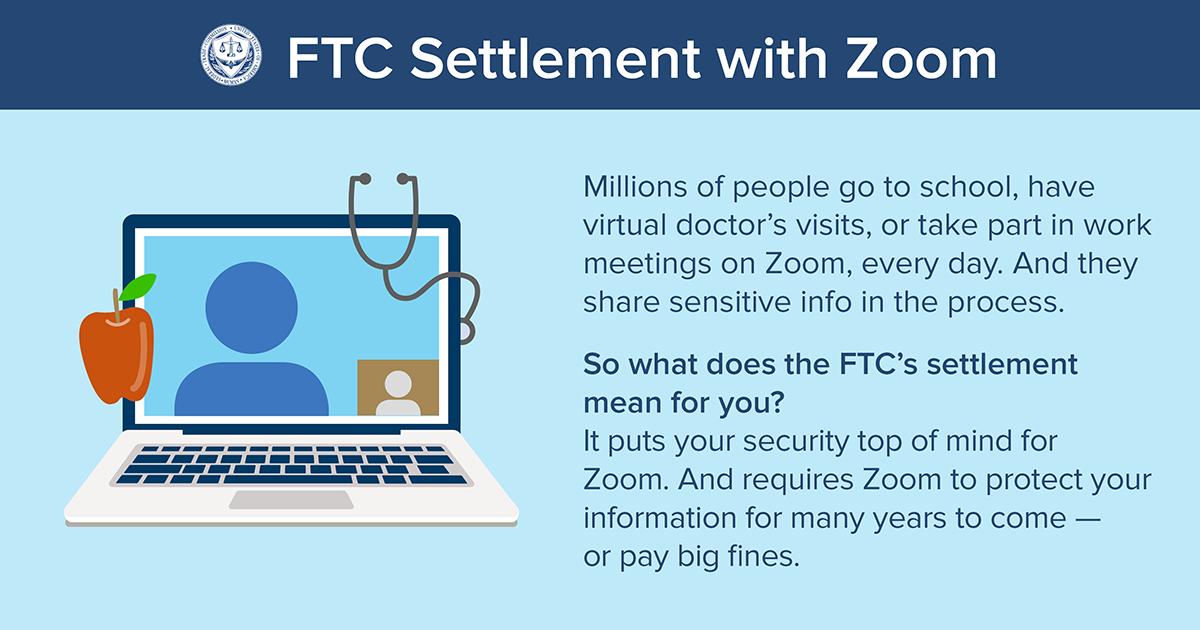 FTC Zoom infographic