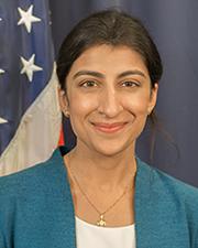 FTC Chair Lina M. Khan