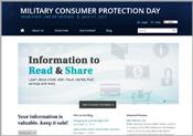 Military Consumer website