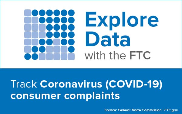 Explore Data: Track COVID-19 Complaints thumbnail.