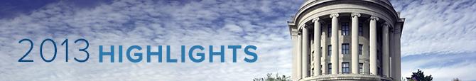 2013 highlights banner