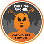 Zapping Rachel from Cardholder Services