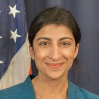 FTC Chair Lina Kahn